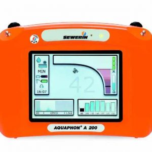Aquaphon A200 Receiver with GPS