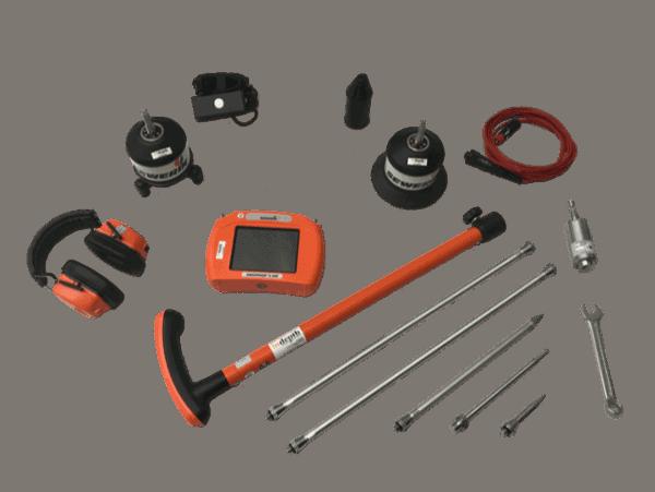 Aquaphon A200 Pro Plus Kit 3 Mic
