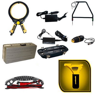 Pipe and Cable Locator Accessories