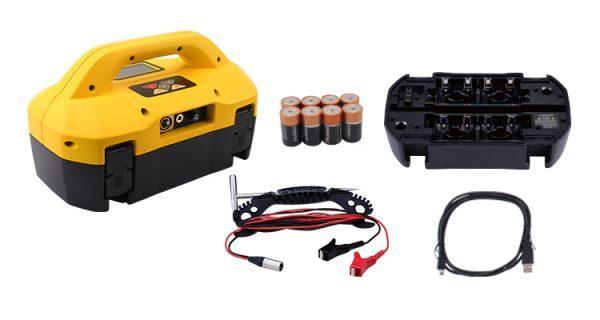Loc3-5Tx Broadband Transmitter Whats in the Box