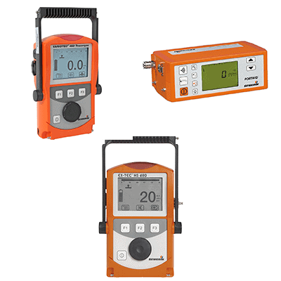 Outdoor Gas Leak Detection Devices