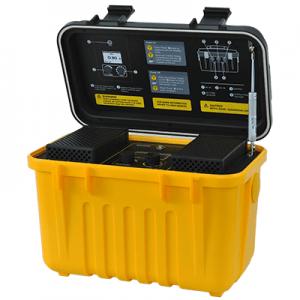 Loc-150Tx lid open