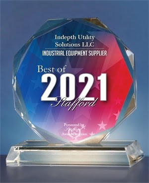 Indepth Utility Solutions wins Best of Stafford Award for 2021